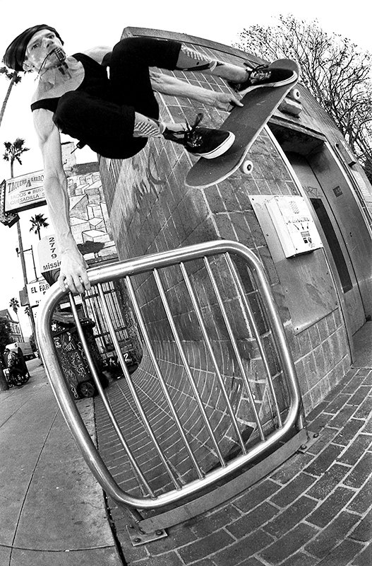 Handplant melon, SF, photo: Hart
