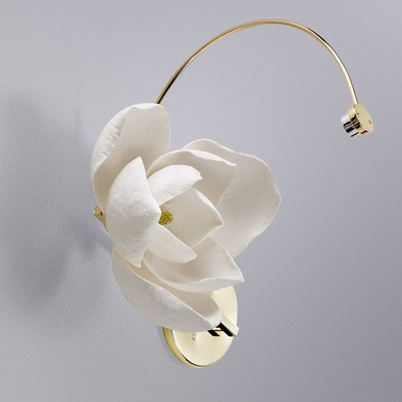 LURE SCONCE BY PELLE