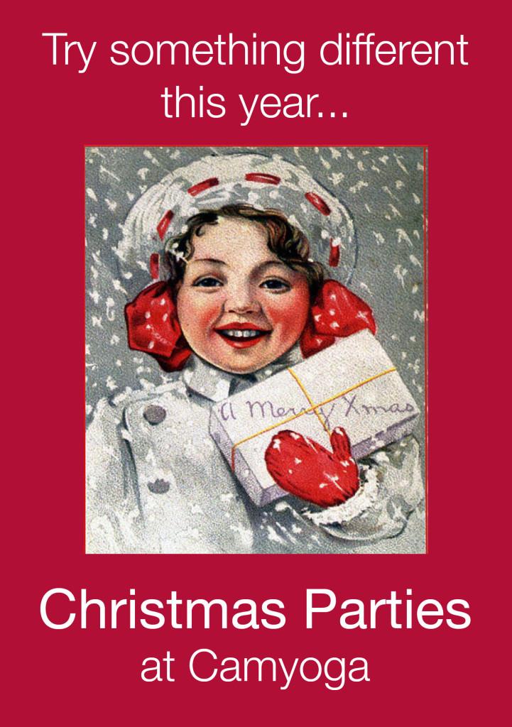 Christmas Party November