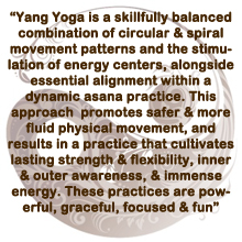 YANG YOGA SIMON LOW