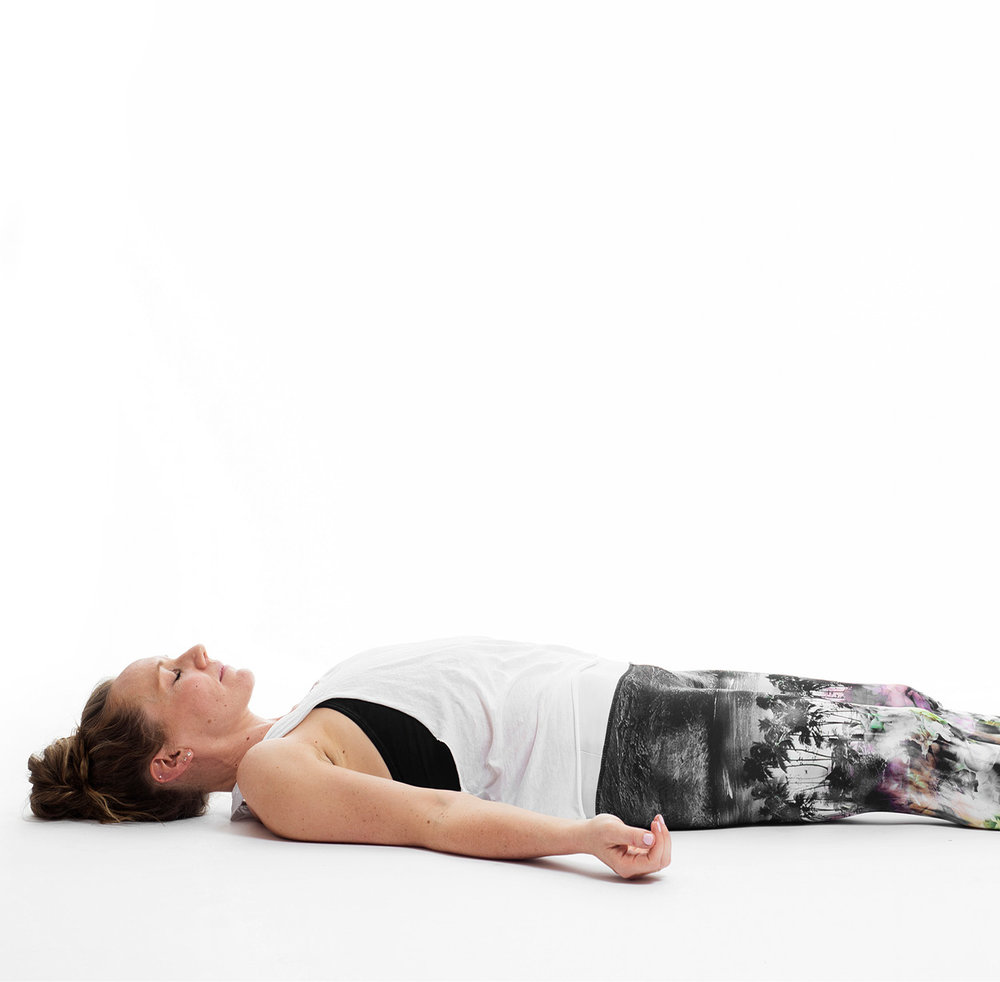 teaching restorative yoga -