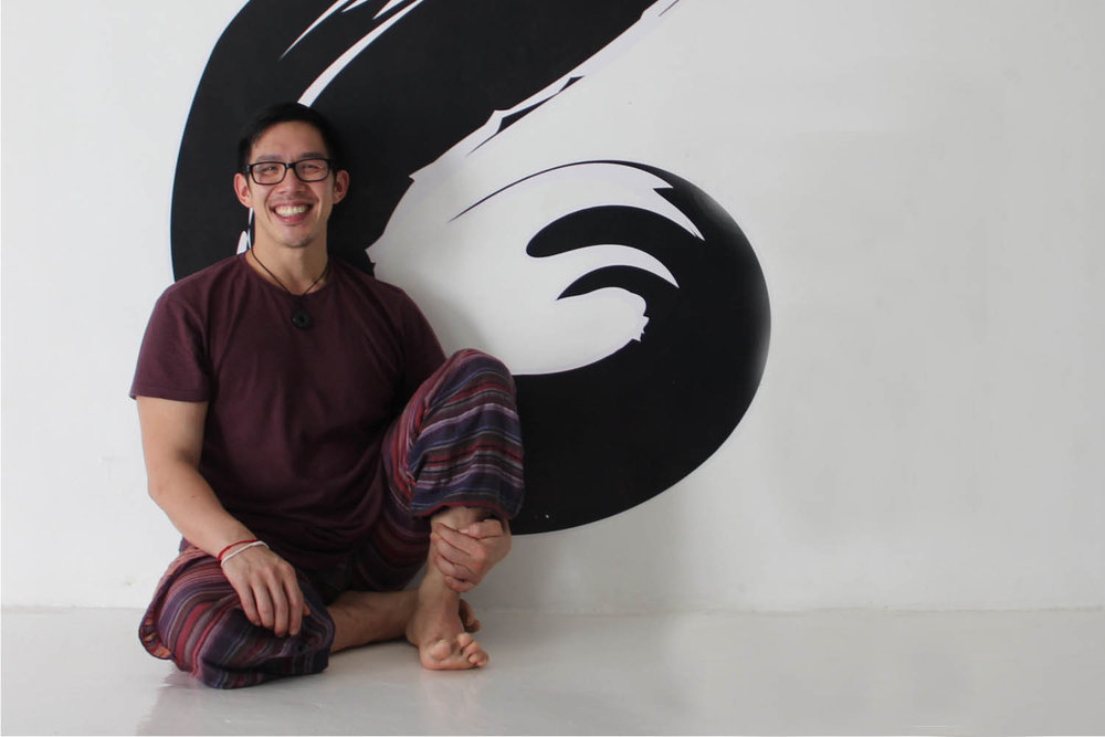 We are excited to be hosting Forrest Yoga Guardian Jambo Truong in April