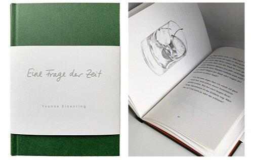 Eine Frage der Zeit - Yvonne Eisenring - Edition FLV
