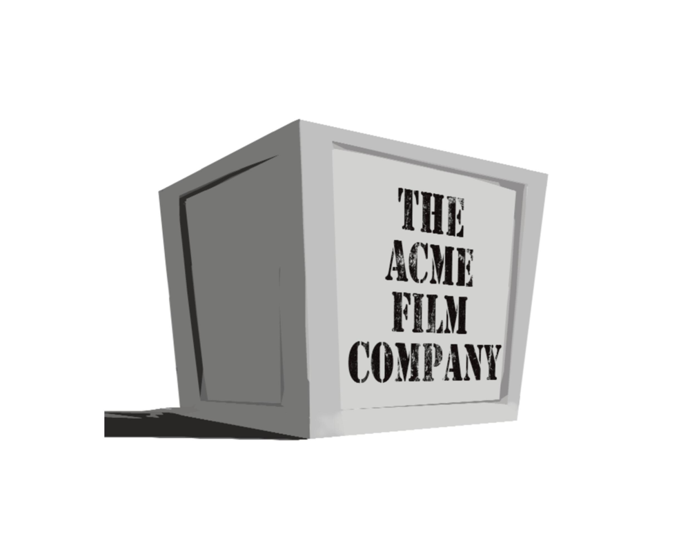 """ If it's Acme, It's a gasser! ""  - Chuck Jones"
