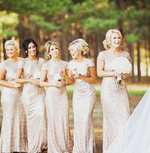 You find the dress(es); we'll make the bodies 💞 Brides made @thebridalclinic  Stunning bridesmaid dress inspo! 🙌🏼 #bridesmaids #bridesmaiddress #bride #wedding #weddingday #weddingdress #bridediet #bridalparty #regram #dreamwedding #fitspo #fit #healthy #healthyfood #healthychoices #healthybride #abiabag #isaidyes #dress #weddingdresses #sequin #nutrition #nutritionist #cleaneating #skin #beauty #hair #blonde #bikinibody