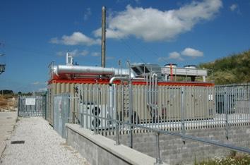 MWM 400 kWh CHP