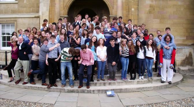 Eton Choral Courses
