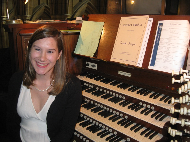 Oundle for Organists