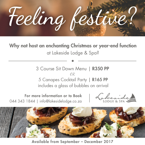 Year End Functions Or Christmas Parties Benguela Dining