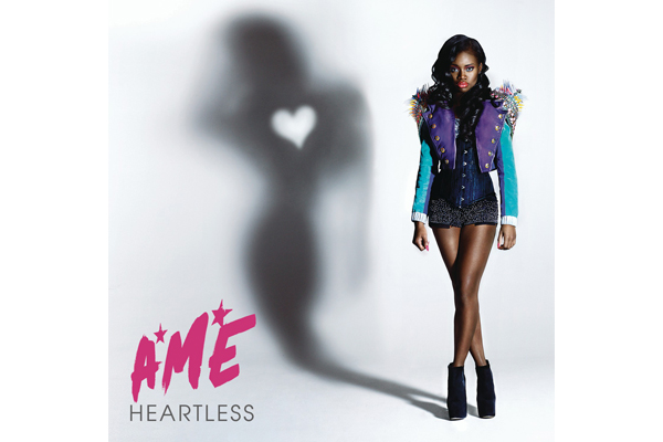 AME Heartless single cover