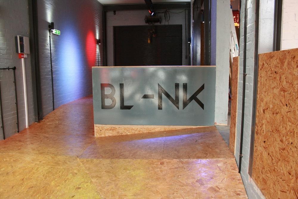 BL-NK Sign