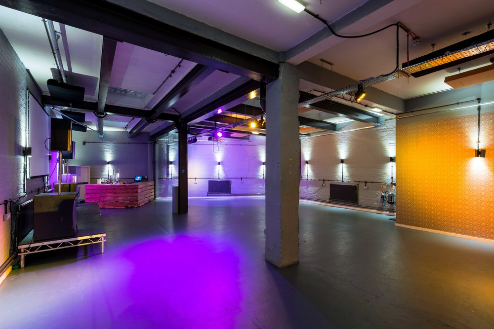 Venue hire in Hackney provided by Hackney House
