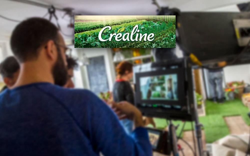 Concept PUB TV CREALINE 2016    Spot TV