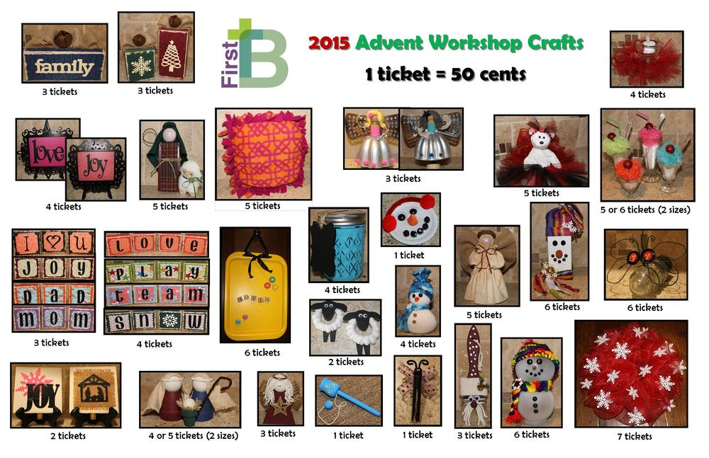 2015 crafts