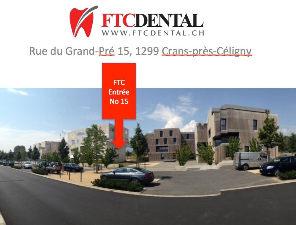 FTC entrance