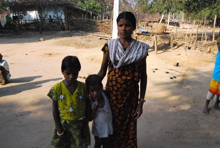 Villagers in Chhattisgarh are suffering as a result of the conflict between the Indian government and the Maoists