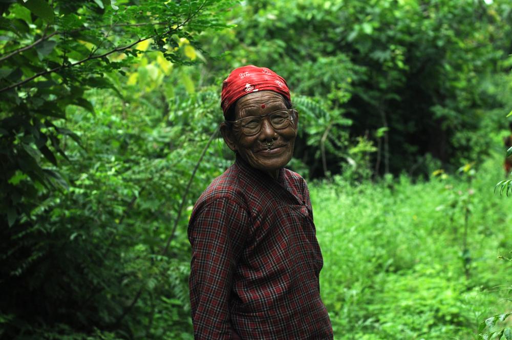 Gyani Maiya Sen is the last speaker of Kusunda language