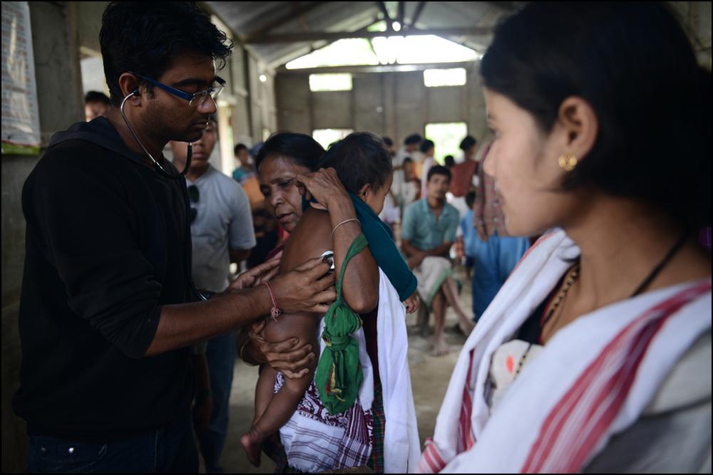 Assam boat clinic
