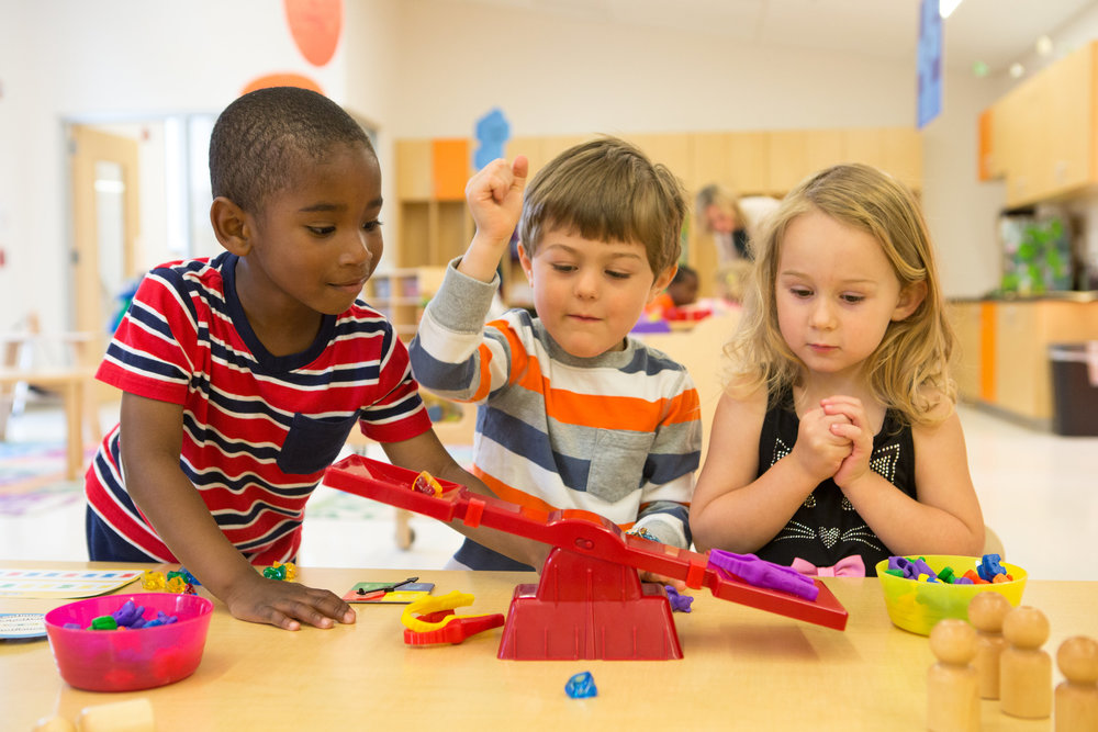 High-quality early education in action at The New E3 School