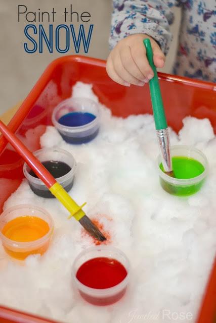 Indoor Activities For Toddlers Preschoolers The New E3 School