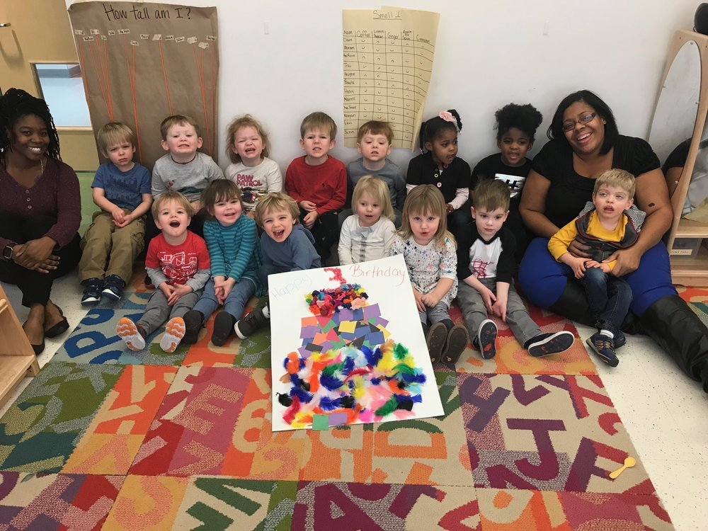 Study High Quality Early Education >> The New E3 School Turns 3 The New E3 School