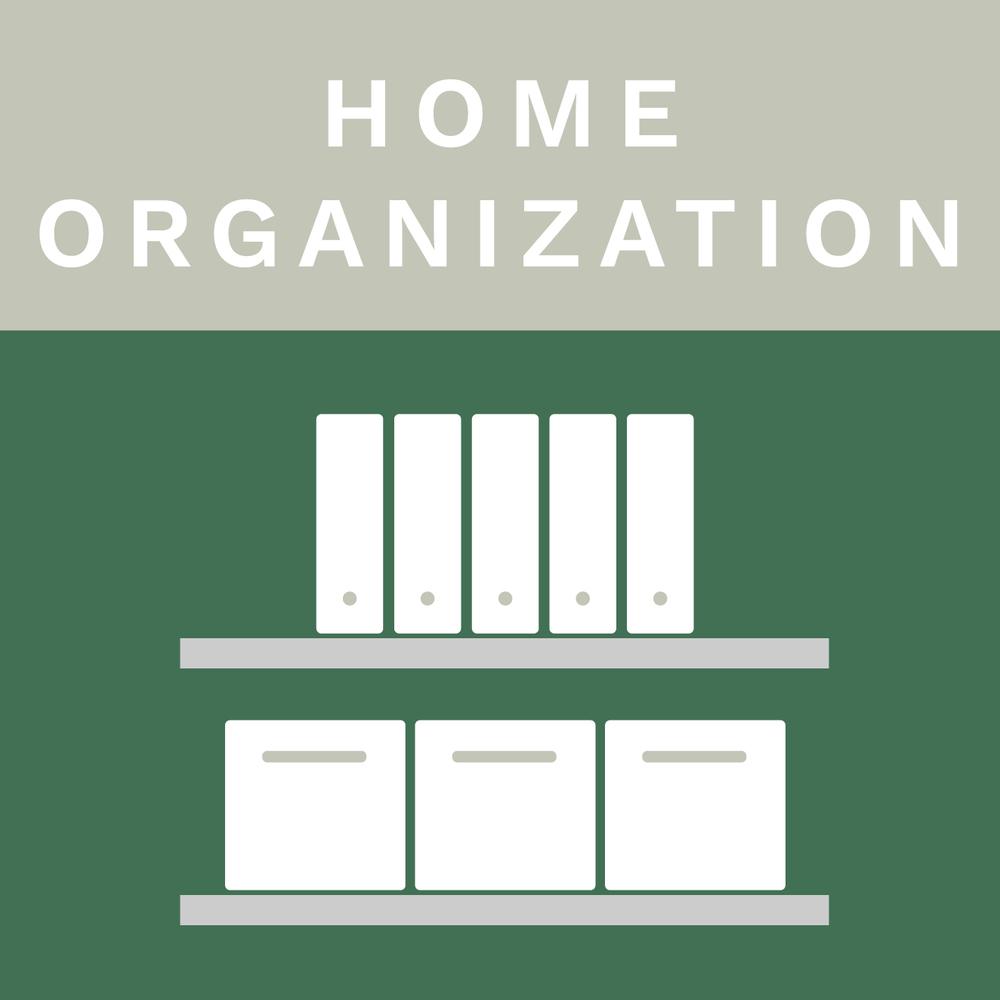 Natalie Drake Home Organization