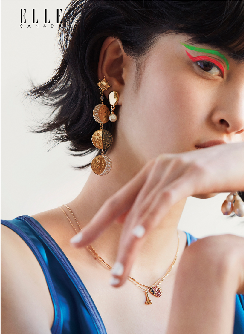 Elle Canada - Canadian Fine Jewelry Designers - Anastassia Sel Jewelry - March 2019 .png