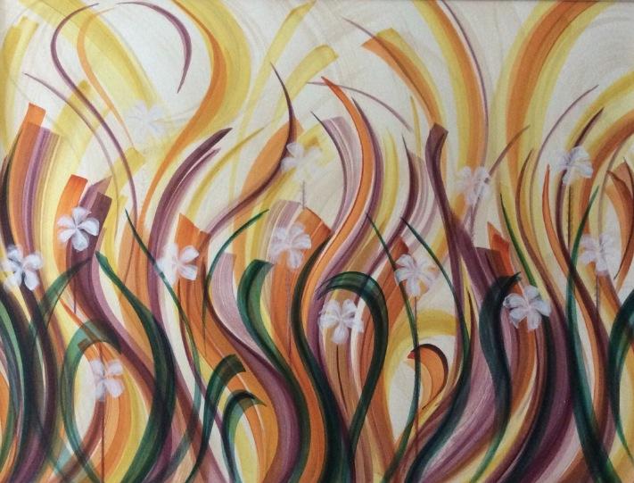 26 © Saskia Huning - White Flowers