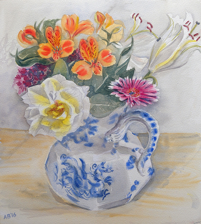 17 - Anna Bisset - Dragon Vase 3
