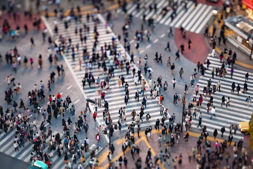 Copy of 7. Shibuya, Tokyo, 2009