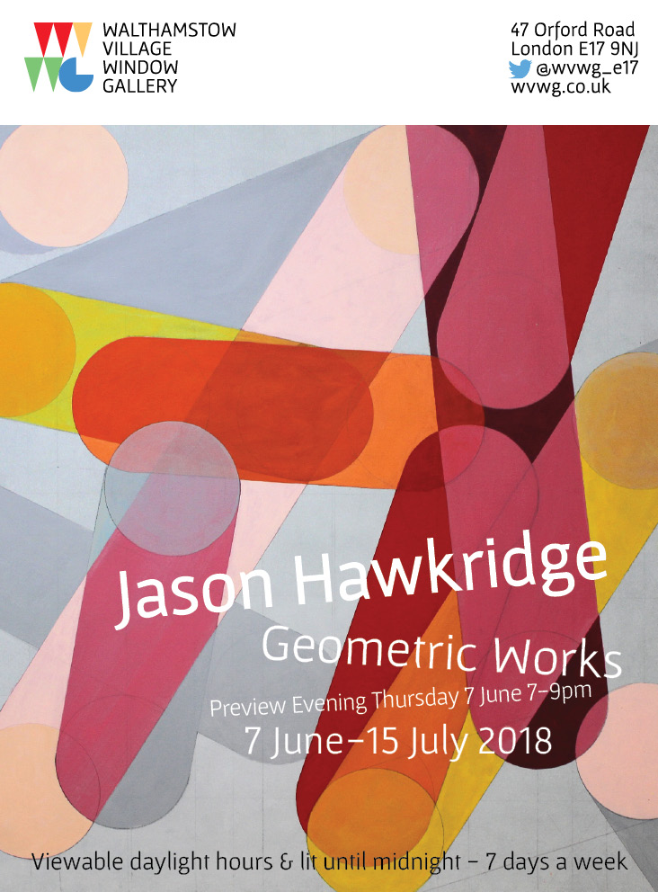 Jason Hawkridge Geometric Works