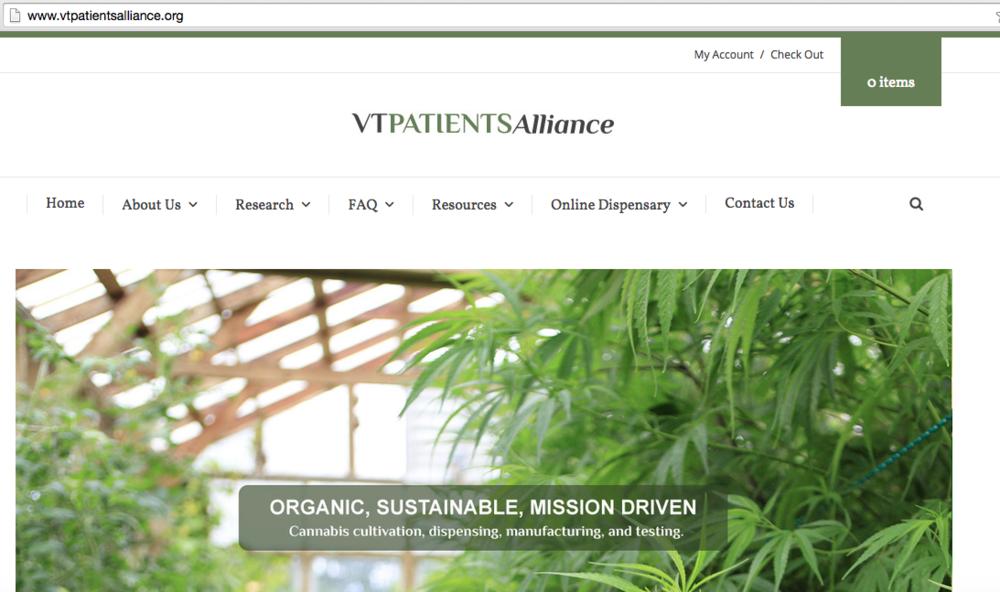 The VPA Website...