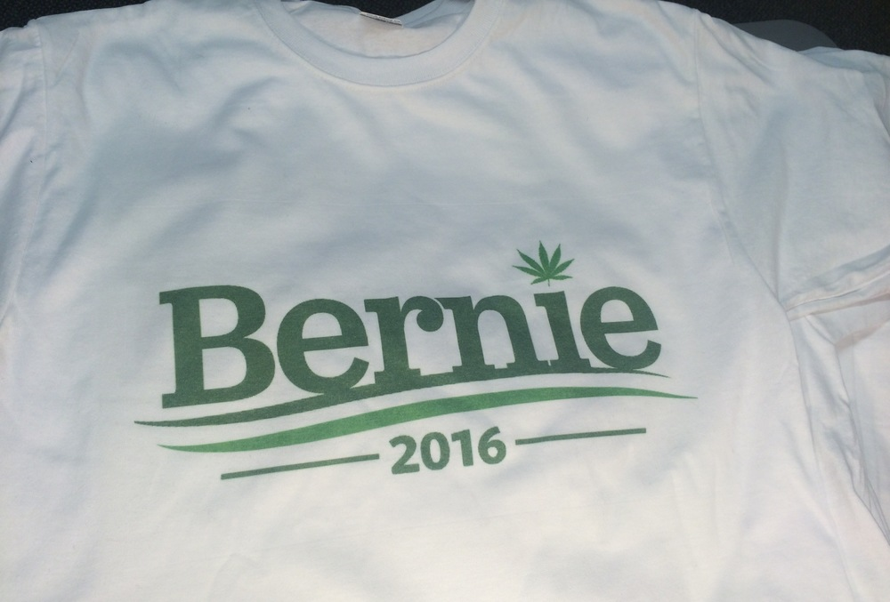 Yes, you can buy these VT-shirts online, and yes, a portion does go to his campaign...