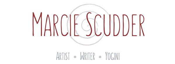 something that is green marcie scudder artist writer yogini