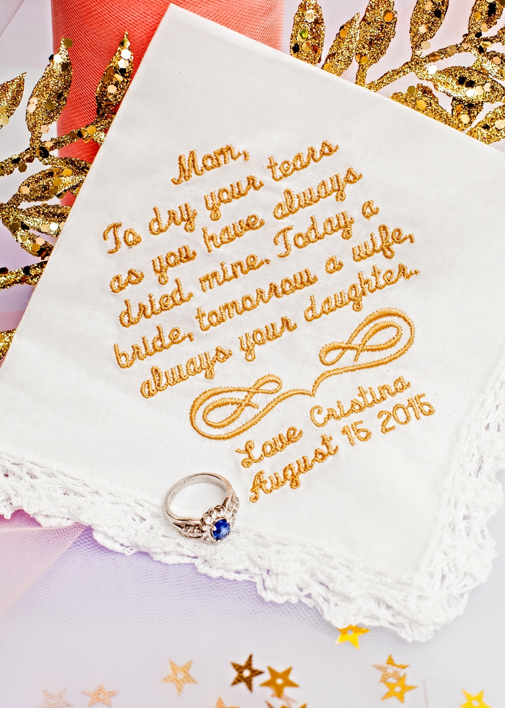 Personalized Hankerchief @www.thedetaileddiva.com.jpg
