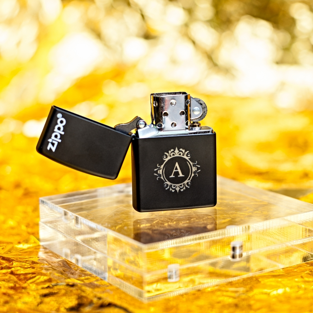 Personalized Zippo @www.thedetaileddiva.com.jpg