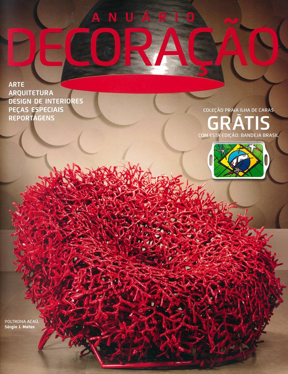 ANUÁRIO DE DECORAÇÃO . EDITORA CARAS . 2015