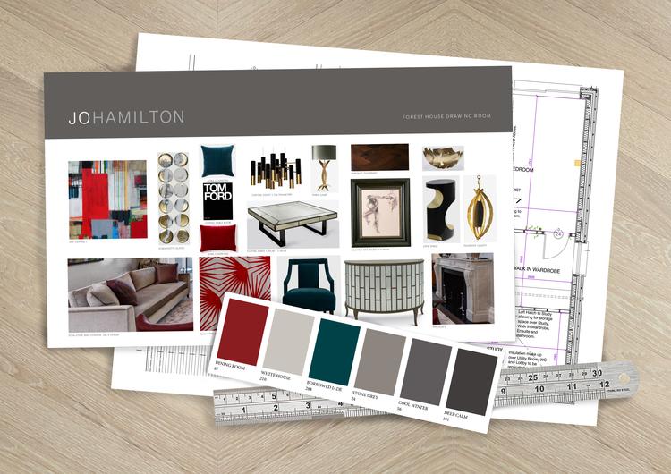 Interior Design Course By High End London Designer Jo Hamilton