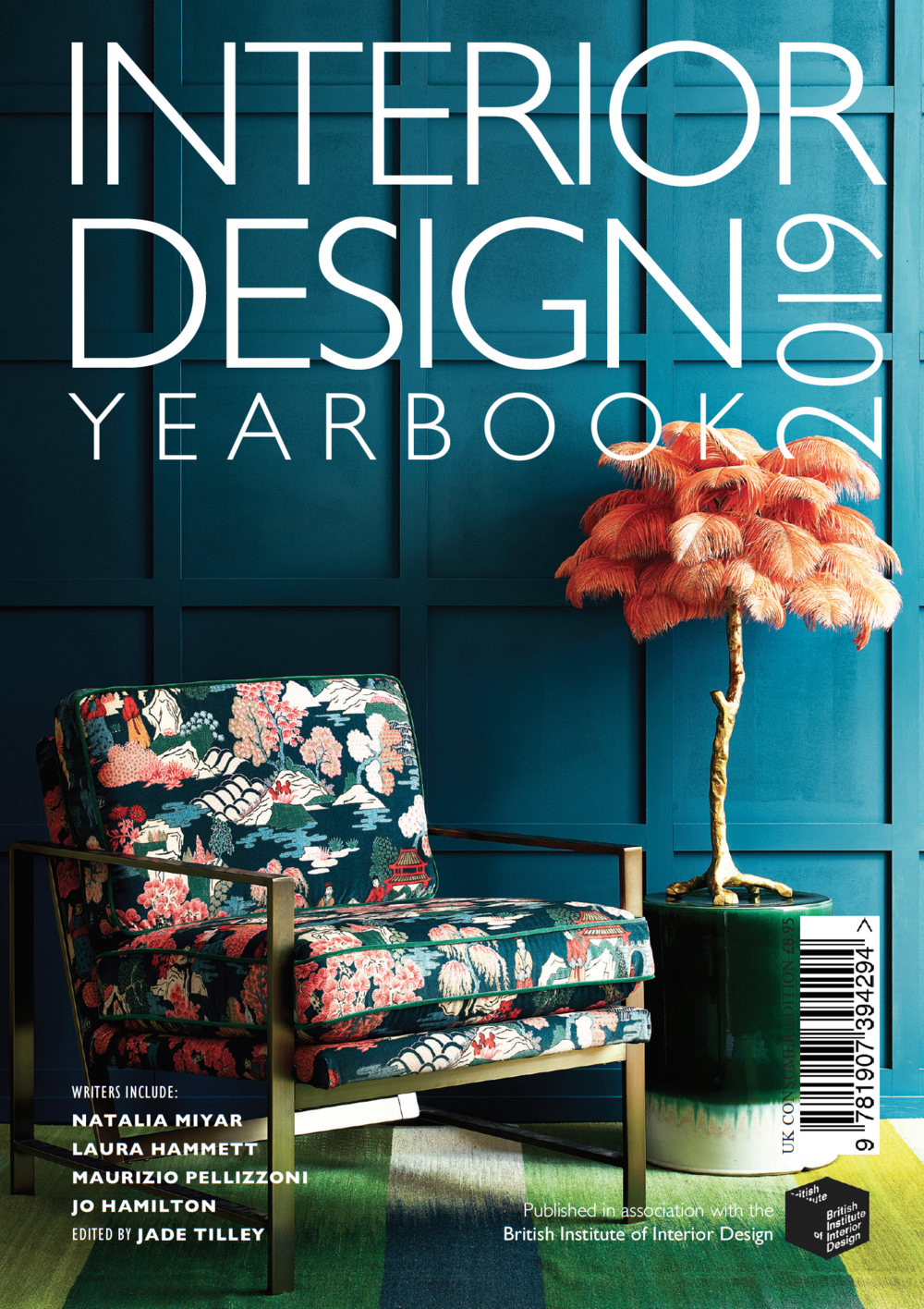 Interior Design Yearbook 2019 featuring luxury interior designer Jo Hamilton - consumer edition front.pdf