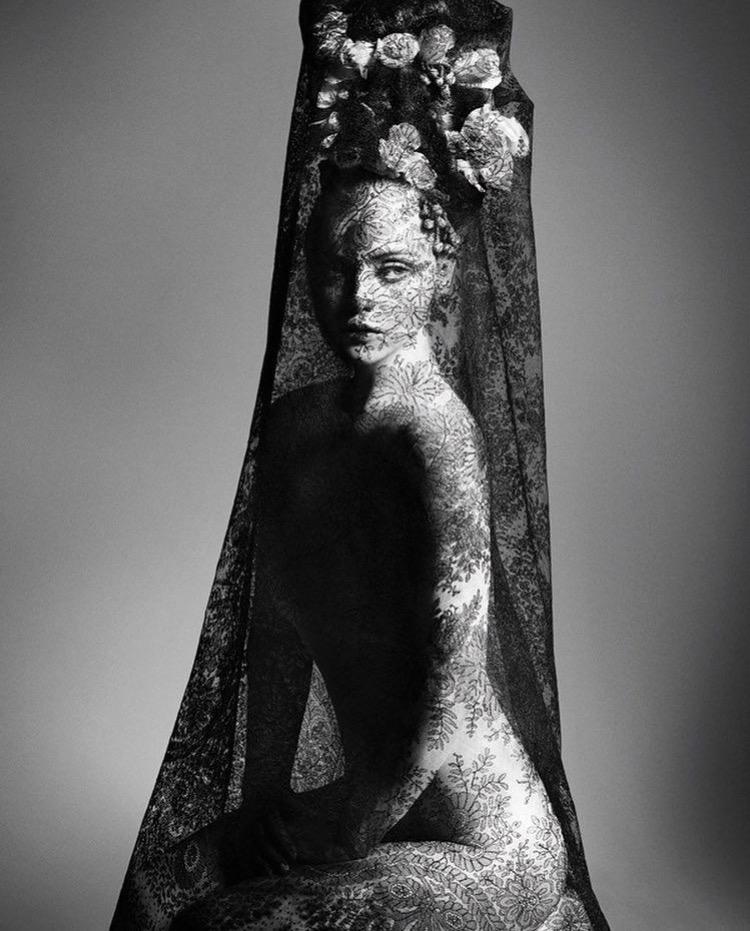 Christina Ricci photographed by Daniele Duella and Iango Henzi, 2011