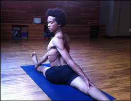 Chauncie   Training within the yoga practice and being certified in both Hot yoga and vinyasa flow I have found an outlet to express and cultivate my true self. Through the yoga practice I've opened up myself to experience more in life and want to help other open their hearts. I continueto help and grow with individuals using my skills. Through breath and movement within the dance and yoga practice I inspire to connect people with themselves and with others.