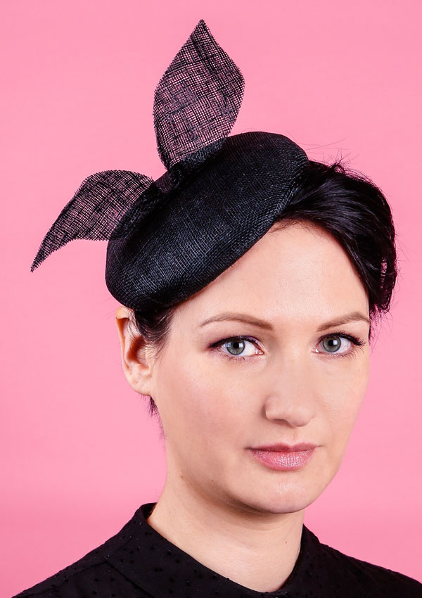 e70d9217f4907 Anna Dominoes Millinery — Modern hats
