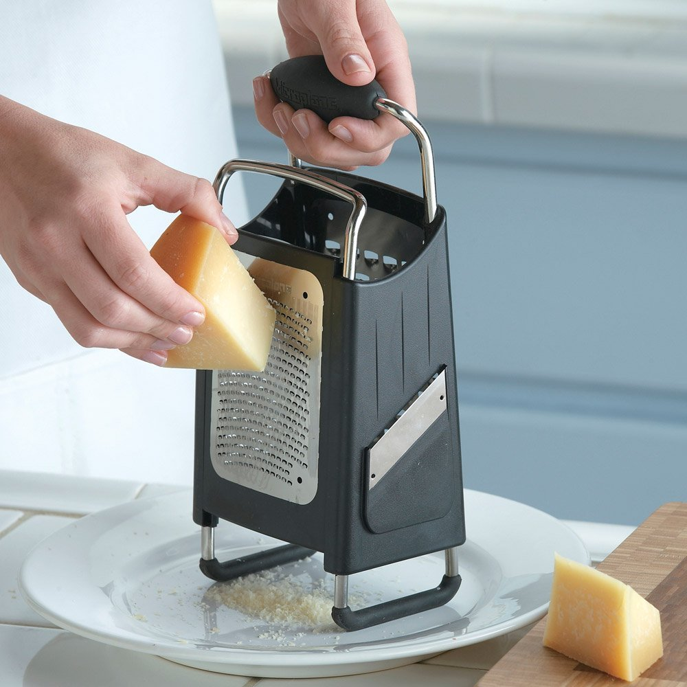 Microplane 4-Sided Box Grater — North Woods General Store