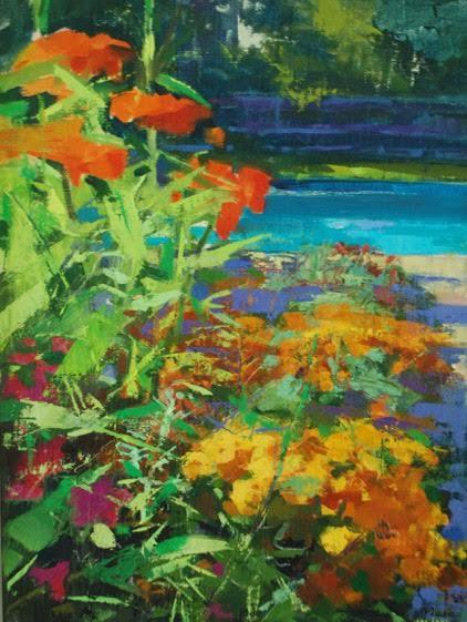 Garden Chrysanthemums