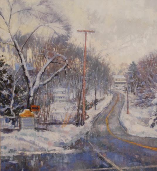 Monkton in Snow