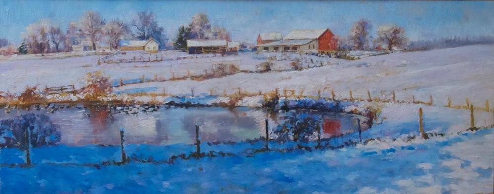 Stockton Road Winter