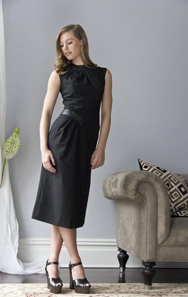 Dress: Tara Dress by Jennifer Hamilton for Primrose & Wilde