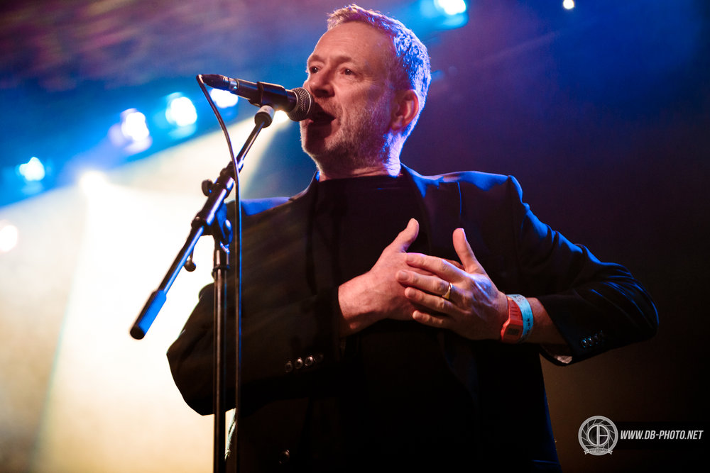 Blancmange at Rescue Rooms in Nottingham