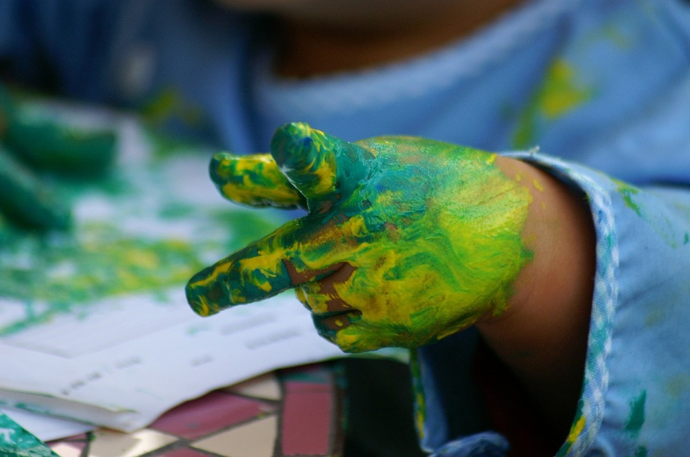 The use of art therapy in working with children with anxiety can help therapists understand underlying thoughts and emotions that typical talking therapies might not reveal.