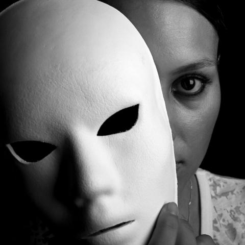 We use The False Self to intellectualise events and avoid our true feelings, whether we're aware of doing or not.